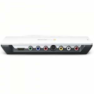 Blackmagic Videokaappari Black Magic Intensity Shuttle Mac ja PC, USB3 (EBMBINTSSHU)