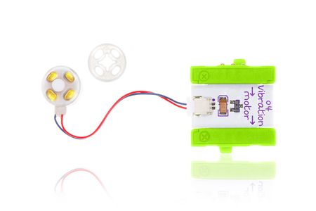 LittleBits Vibration Motor (650-0034)