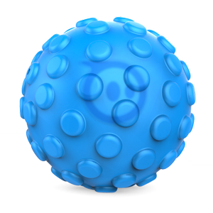 SPHERO Nubby Cover - Blue (New packaging) (ANC01BL1)