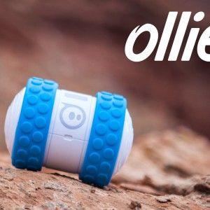 SPHERO Ollie by Sphero Turbo Tires - Red (ATT01RE1)