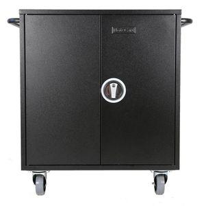 LEBA NoteCart Flex-vaunu kannettaville & tableteille,  Flex 32 (NCF-B-32-SC)