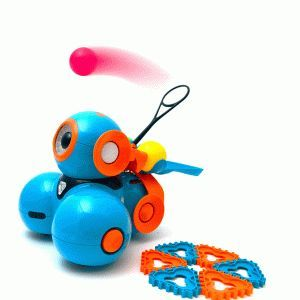 WONDER WORKSHOP xtra: Launcher Dash-robotille (Launcher)