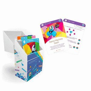 WONDER WORKSHOP xtra: Learn to Code Challenge Card Set (Challenge Card Set)