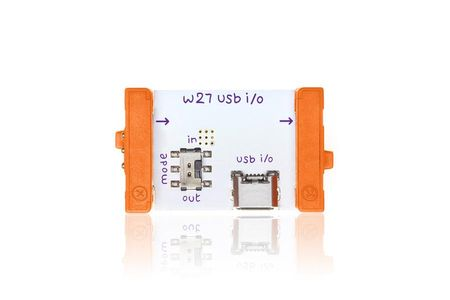 LittleBits USB I/O_ (650-0145)