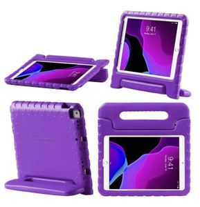 "i-Blason Kido Apple iPad 10,2"" 2019 lila pehmeä supersuojaava suoja ja teline (Kido-iPad2019-purple)"