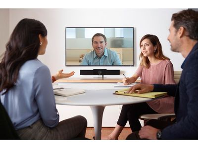 POLYCOM Studio USB Video bar 120-asteen 4K kamera (7200-85830-101)