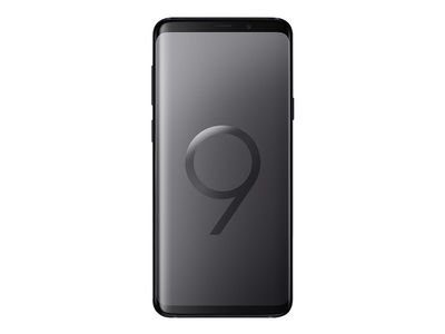 SAMSUNG GALAXY S9 PLUS G965 MIDNIGHT BLACK (SM-G965FZKDNEE)