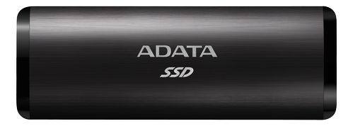 A-DATA SE760 1TB External SSD USB-C 3.2 BLACK (ASE760-1TU32G2-CBK)