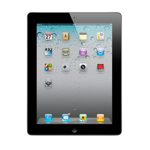 APPLE iPad 3 WiFi & 4G 16GB-Svart (MD366KS/A)