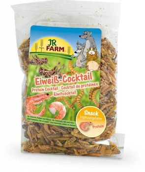 Hamster/ Rotte Protein cocktail insect 10g -JR-Farm (5-07030)