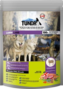 Tundra Clearwater Valley 750g Lamb Hundefor (50-16134)