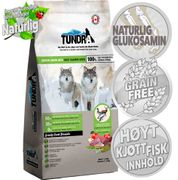 Tundra Grizzly Creek 11,34kg Deer Duck Salmon Hundefor