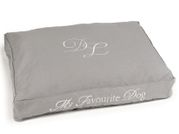 Design by Lotte Initial Grey 100cm Hundepute (706426)