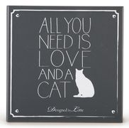 Design by Lotte Ceramic 'All you need is...a Cat'