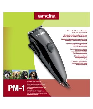Andis Clippers Klippemaskin Andis PM1 med etui -Hund (9-23200)