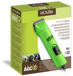 Andis Clippers Klippemaskin AndisProf AGC2Super Apple green -Hund (9-25150)