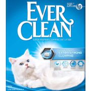 Ever Clean Ever Clean Kattesand Extra Strong Clumping Unscented, 10L