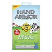 Bags on Board Hand Armour - 100 Bags