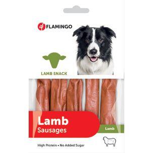 Hundesnacks Lammepølser 85g (14-511386)