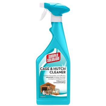 Simple Solution Hutch & Cage Cleaner spray - 500ml (49-90558)