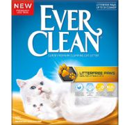 Ever Clean Ever Clean Kattesand Litter Free Paws, 10L