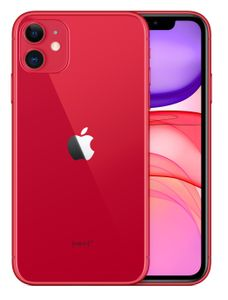 APPLE iPhone 11 64GB RED Generisk 2 års garanti, Mobylife (9074682)