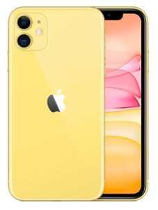 APPLE iPhone 11 128GB Yellow Generisk 2 års garanti, Mobylife (9074717)
