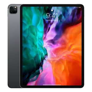 "APPLE iPad Pro 12.9 (2020) 128GB 4G stellargrå Cellular, 12.9"" Retina-skjerm True Tone (2732x2048),  Face ID, USB-C tilkobling (MY3C2KN/A)"