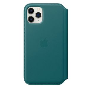 APPLE Iphone 11 Pro Leather Folio Peacock (MY1M2ZM/A)