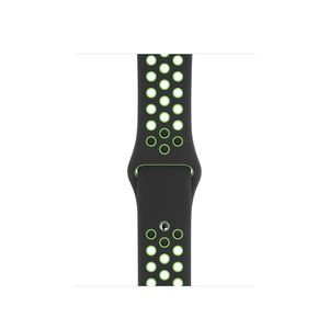 APPLE Band 40 Blk/Lime Blst Ns-Zml (MXQW2ZM/A)
