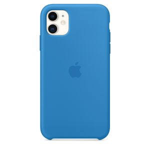 APPLE Iphone 11 Silicone Case Surf Blue (MXYY2ZM/A)