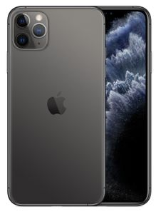 APPLE iPhone 11 Pro Max 256GB, SpaceGrey Telia, 24 mnd garanti (9074822)