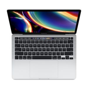 APPLE-CTO MacBook Pro 13 (2020) 1TB Sølv Intel 10th gen. Quad-Core i5 2.0GHz, 32GB RAM, 1TB SSD, Intel Iris Plus Graphics (Z0Y9-M-MWP82H/A)