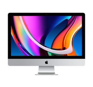 APPLE iMac 27 5K (2020) 512GB 10th gen. Intel 8-Core i7 3.8GHz, 8GB RAM, 512GB SSD, Radeon Pro 5700 XT 16GB (Z0ZX-G-MXWV2H/A)