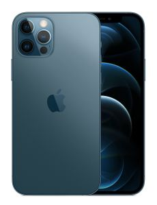 APPLE iPhone 12 Pro 512GB Stillehavsblå Smarttelefon,  6,1'' Super Retina XDR-skjerm,  12+12+12MP kamera, IP68, 5G (MGMX3QN/A)