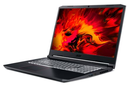 "ACER Nitro 5 AN517-52 17,3"" Full HD 120 Hz GeForce GTX 1650, Core i5-10300H,  16 GB RAM, 512 GB SSD, Windows 10 Home (NH.Q80ED.009)"