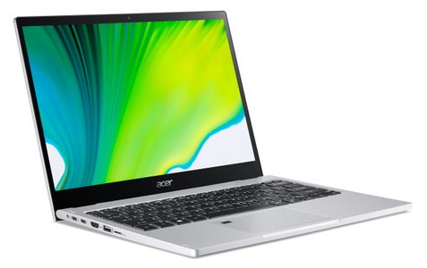 """ACER Spin 3 SP313-51 13,3"""" WQXGA touch (340 nits) Iris Xe Graphics, Core i7-1165G7, 16 GB RAM,1 TB SSD, Active Pen, Windows 10 Home (NX.A9VED.001)"""