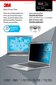"""3M Privacy filter for laptop 13,3"""""""" widescreen (7000013835)"""