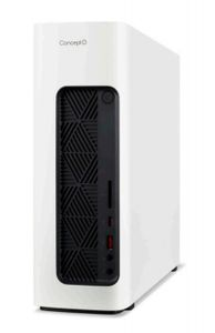 ACER ConceptD 100 CM100-51A - SFF - Core i7 9700 3 GHz - 16 GB - 1.024 TB Designed for professional creators and multimedia classrooms,  this compact desktop is ideal for enabling graphics-intensive 2D (DT.C05EG.00G)