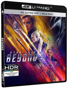 Star Trek Beyond 4K UHD HDR