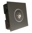 AVshop KEF Ci 200RR-THX Ultra2 inkl. custom in/ on-wall / in/ on-ceiling kabinett SORT -NYHET!-
