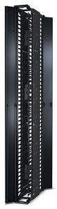 "APC CDX, Vertical Cable Manager, 84""x6"" wide, Double-Sided (AR8625)"