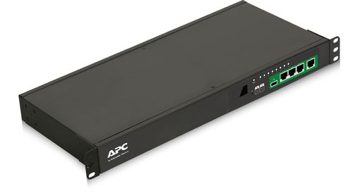 APC Easy PDU, Switched, 1U, 16A, 230V, (8)C13 (EPDU1016S)