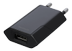 Deltaco USB wall charger, 1 A, 5 W, black
