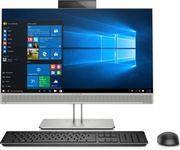 HP 800G5EOT AiO i59500 8GB/256 PC Intel i5-9500, 256GB SSD, DVD Writer, 8GB DDR4, W10P6 64bit, 3-3-3 Wty, 23.8in Display, AC+BT, Webcam (7QN62EA#UUW)