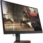 "HP 27"" gamingskärm Omen X 27 2460x1440,  240hz, 1ms, 1000:1, FreeSync, HDMI/DP (6FN07AA#ABB)"
