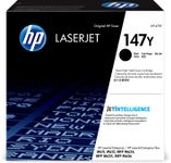 HP 147Y Black LaserJet Toner Cartridge (W1470Y)