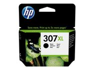 HP 307XL High Yield Black Original Ink Cartridge (3YM64AE#UUS)