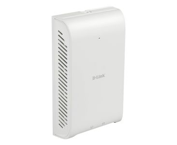 D-LINK Wireless AC1200 Wave 2 In-Wall PoE Access Point (DAP-2620)