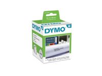 DYMO Large Address Labels 89mm x 36mm / 2 x 260 labels (S0722400)